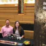 Animikii at Indigenous Career Fair at The University of Victoria
