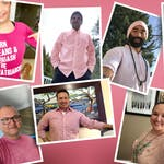 Celebrating Pink Shirt Day